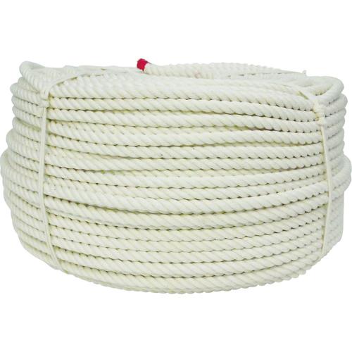 ユタカメイク ユタカメイク ロープ 綿ロープ巻物 12φ×200m C12200