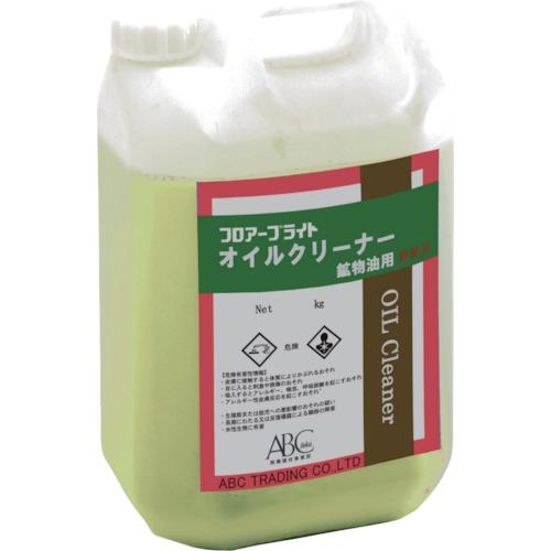 エービーシー商会 ABC フロアーブライトオイルクリーナー 鉱物油用 4.5KG BPBOLK01