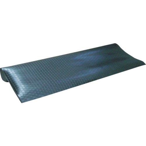 明和グラビア 明和 ビニフローリン コインマット CO-3 91cm幅×20m巻 BK CO3