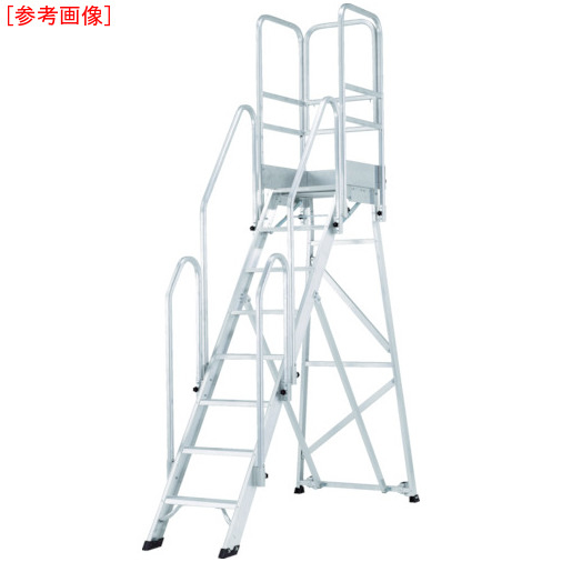 アルインコ住宅機器事業部 アルインコ 折畳式作業台CSD-F踏ざんH250mm仕様 CSD225F