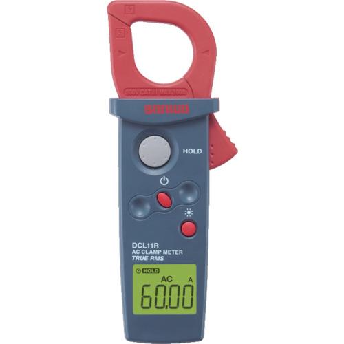 三和電気計器 SANWA 真の実効値対応AC専用ミニクランプメータ DCL11R
