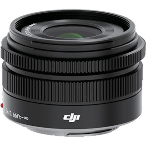 DJI JAPAN DJI 15mm F/1.7 単焦点レンズ D115837