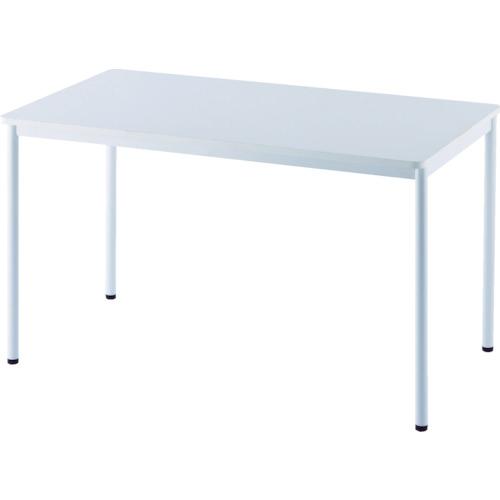 アール・エフ・ヤマカワ アールエフヤマカワ RFシンプルテーブル W1200×D700 ホワイト RFSPT1270WH