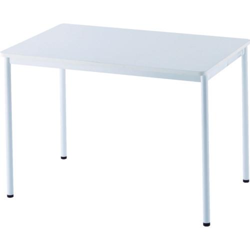 アール・エフ・ヤマカワ アールエフヤマカワ RFシンプルテーブル W1000×D700 ホワイト RFSPT1070WH