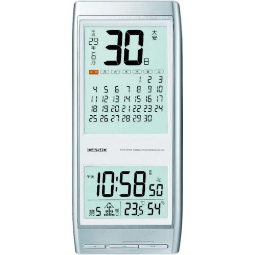 カシオ計算機 カシオ 電波掛け時計 IDC310J8JF