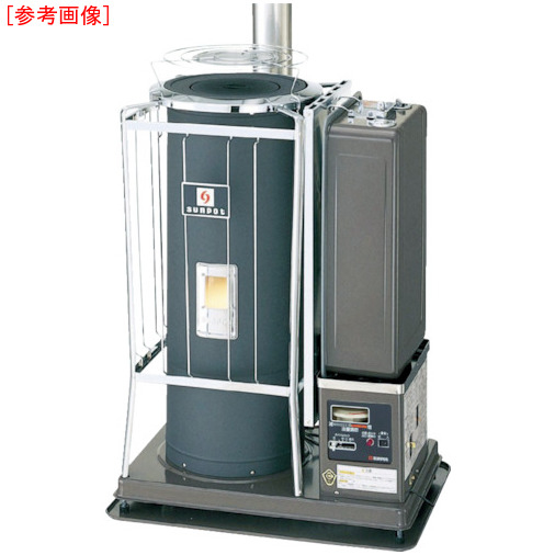 サンポット サンポット ポット式暖房機 KSH2BSK4