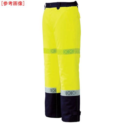 ジーベック ジーベック 800 高視認防水防寒パンツ 3L イエロー 800803L