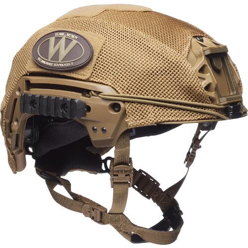 TEAMWENDY TEAMWENDY EXFIL LTP/カーボン用 メッシュヘルメットカバー 71MHCCB