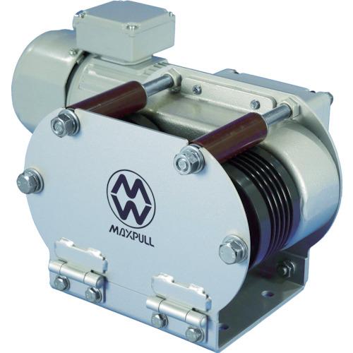 マックスプル工業 マックスプル 電動往復牽引エンドレスウインチ EMX150
