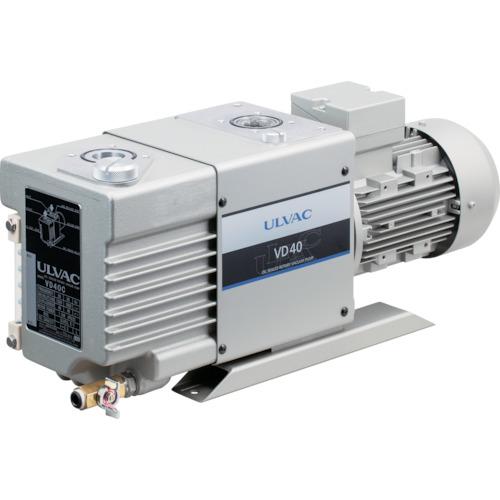 素晴らしい品質 アルバック販売 ULVAC 油回転真空ポンプ VD40C VD40C, 知多郡 3ba9b8d3