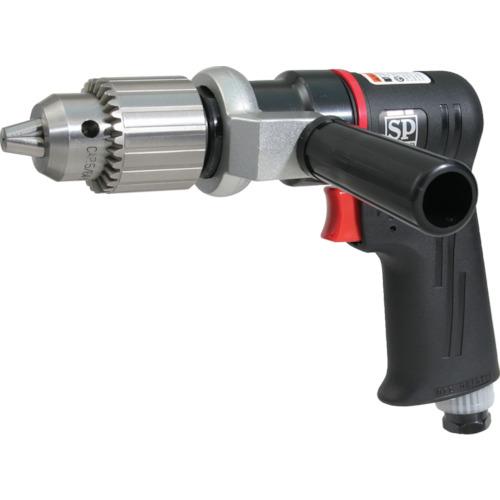 エス.ピー.エアー SP 超軽量エアードリル13mm(正逆回転機構付き) SP7527