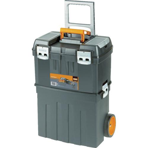 スナップオン・ツールズ バーコ ヘビーデューティー仕様キャスター付きプラスチックボックス 4750PTBW47