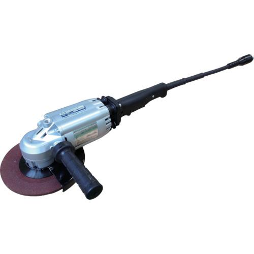 日本電産テクノモータHD NDC 高周波グラインダ180mm 防振形 ブレーキ付 HDGS180AB
