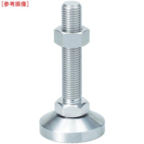 スガツネ工業 スガツネ工業 重量用ステンレス鋼製アジャスター M42×150 (200-024 SDYMS42150