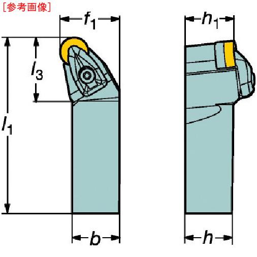 サンドビック サンドビック コロターンRC ネガチップ用シャンクバイト DRSNL2525M12