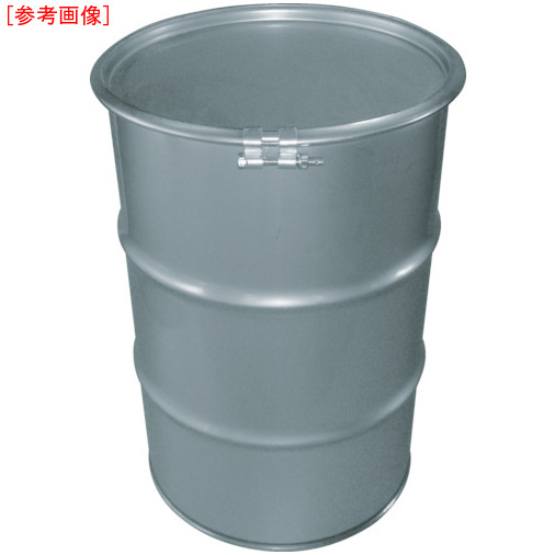 JFEコンテイナー JFE ステンレスドラム缶オープン缶 KD020B