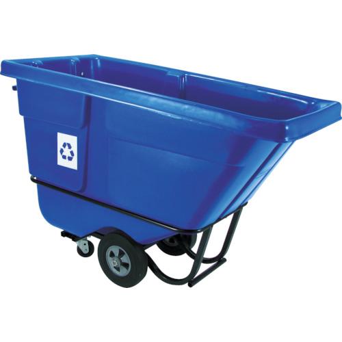ニューウェル・ラバーメイド社 ラバーメイド リサイクルティルトトラック スタンダードタイプ ブルー 13057365