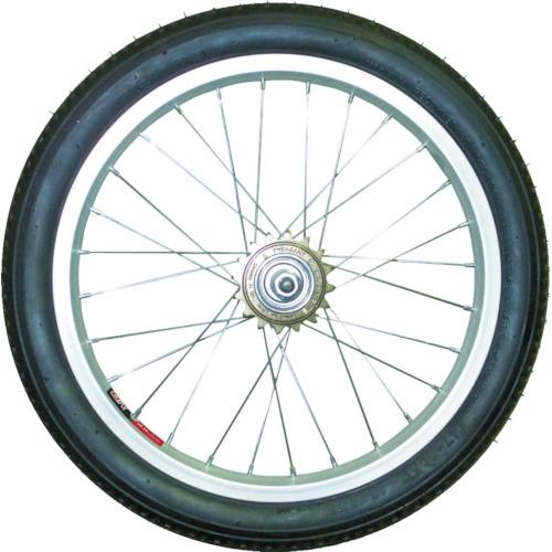 トラスコ中山 TRUSCO THR-5503用 ノーパンクタイヤ 後輪右用 THR5503TIRERR