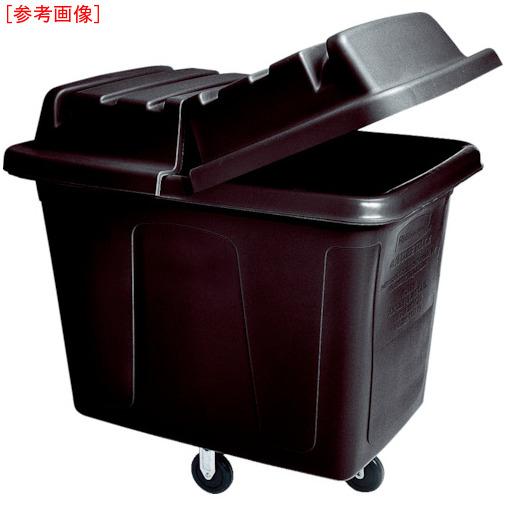 ニューウェル・ラバーメイド社 エレクター キューブトラック用フタ 600L用 ブラック 461707