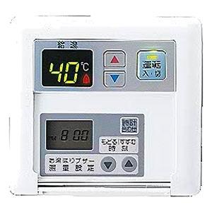 ノーリツ(NORITZ) ガス給湯器用台所リモコン RC-6006M