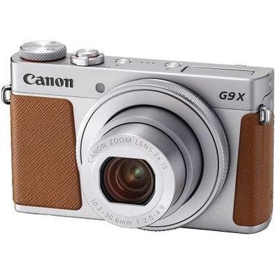 キヤノン コンパクトデジタルカメラ PowerShot (シルバー) PSG9XMARKII-SL【納期目安:1ヶ月】