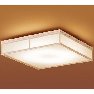パナソニック 天井直付型 LED(昼光色~電球色) シーリングライト リモコン調光・リモコン調色・カチットF ~10畳 LGBZ2804K