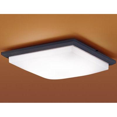 パナソニック 天井直付型 LED(昼光色~電球色) シーリングライト リモコン調光・リモコン調色・カチットF ~10畳 LGBZ2807