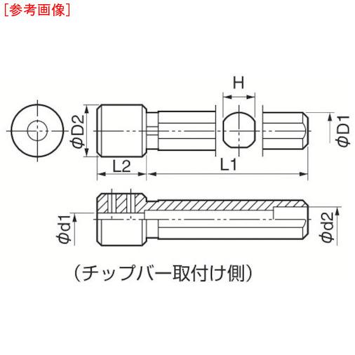 京セラ 京セラ 内径加工用ホルダ  PH0312-60 PH0312-60