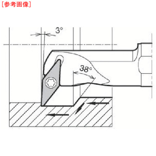 京セラ 京セラ 内径加工用ホルダ S32SSVUBR1640A