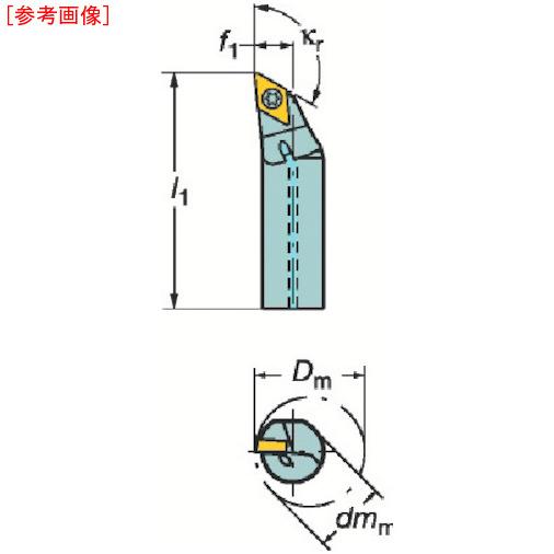 サンドビック サンドビック コロターン107 ポジチップ用ボーリングバイト A16RSDXCR07R