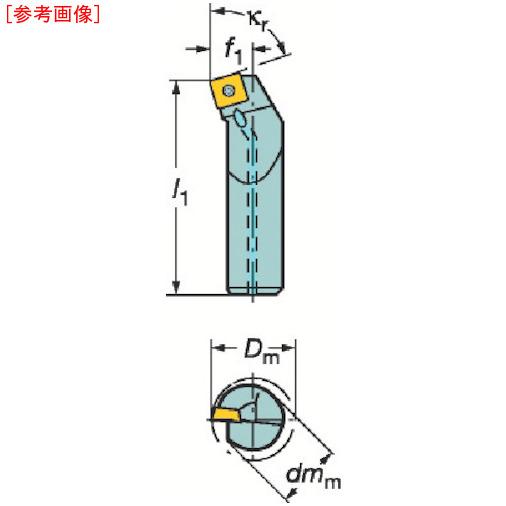 サンドビック サンドビック コロターン107 ポジチップ用ボーリングバイト A20SSSKCL09
