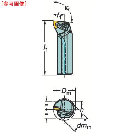 サンドビック サンドビック コロターンRC ネガチップ用ボーリングバイト A40TDWLNR08