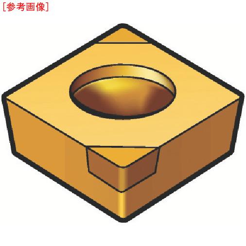 サンドビック 【5個セット】サンドビック コロターン107 旋削用CBNポジ・チップ 7015 CCGW09T304S0-1