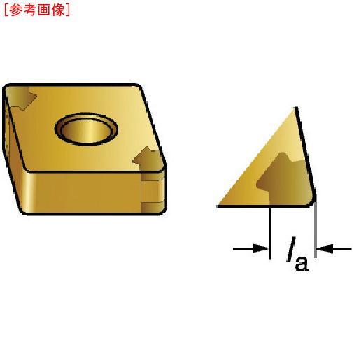 サンドビック 【5個セット】サンドビック T-Max 旋削用CBNチップ 7525 CNGA120404T0-1