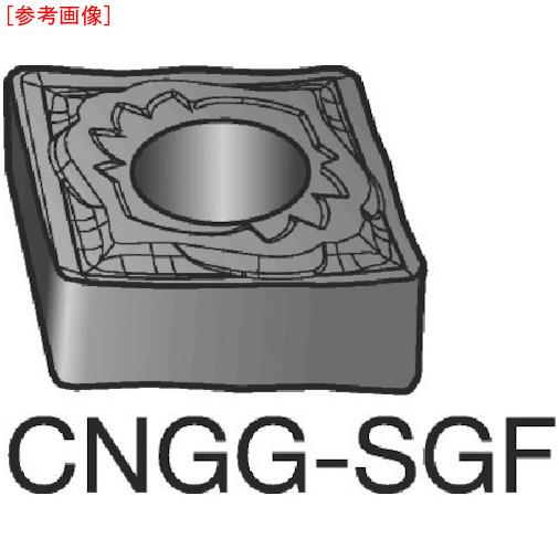サンドビック 【10個セット】サンドビック T-Max P 旋削用ネガ・チップ 1105 CNGG120408SG-1