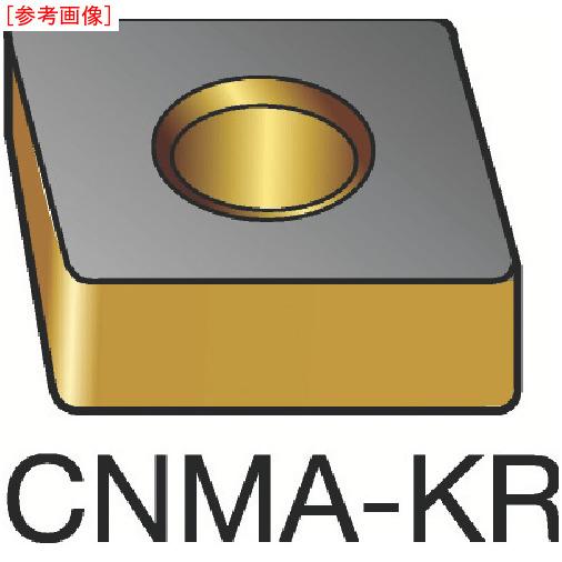 サンドビック 【10個セット】サンドビック T-Max P 旋削用ネガ・チップ 3210 CNMA120408KR-2