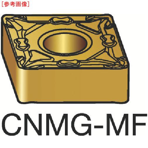 サンドビック 【10個セット】サンドビック T-Max P 旋削用ネガ・チップ 2025 CNMG120404MF-5