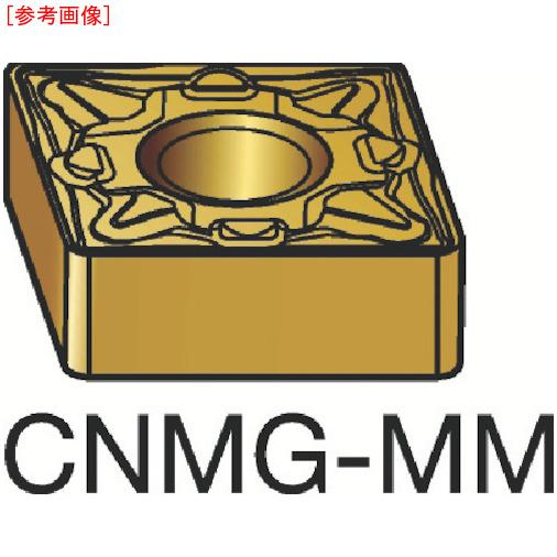 サンドビック 【10個セット】サンドビック T-Max P 旋削用ネガ・チップ 2015 CNMG120412MM-3