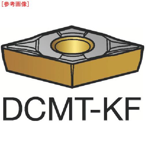 サンドビック 【10個セット】サンドビック コロターン107 旋削用ポジ・チップ H13A DCMT11T302KF