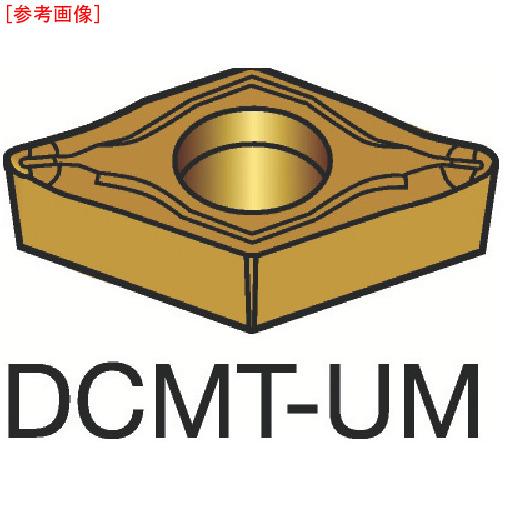 サンドビック 【10個セット】サンドビック コロターン107 旋削用ポジ・チップ 5015 DCMT11T304UM-4