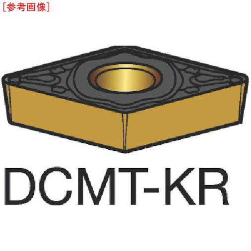 サンドビック 【10個セット】サンドビック コロターン107 旋削用ポジ・チップ 3205 DCMT11T308KR-1