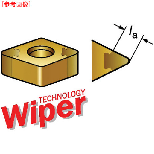 サンドビック 【5個セット】サンドビック T-Max 旋削用CBNチップ 7015 DNGA150412S0-3