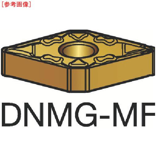 サンドビック 【10個セット】サンドビック T-Max P 旋削用ネガ・チップ 5015 DNMG150404MF-8