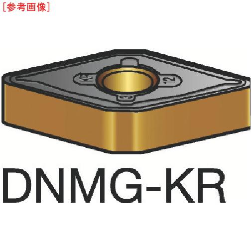 サンドビック 【10個セット】サンドビック T-Max P 旋削用ネガ・チップ 3210 DNMG150408KR-2