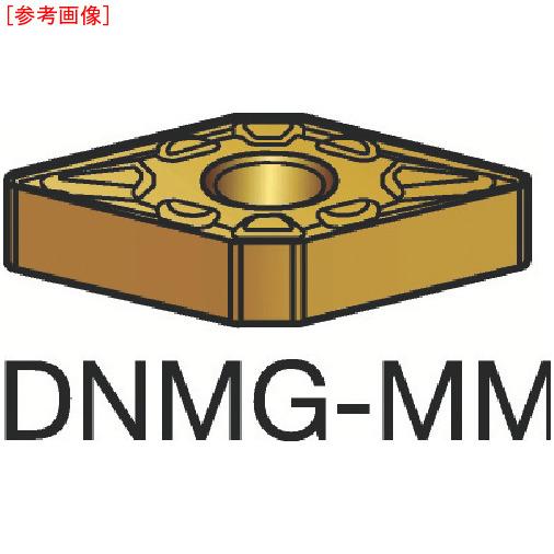 サンドビック 【10個セット】サンドビック T-Max P 旋削用ネガ・チップ 1115 DNMG150408MM-1