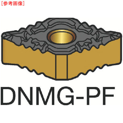 サンドビック 【10個セット】サンドビック T-Max P 旋削用ネガ・チップ 1515 DNMG150608PF-1