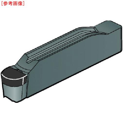 サンドビック 【5個セット】サンドビック コロカット1 突切り・溝入れCBNチップ 7015 N123H1050004S01