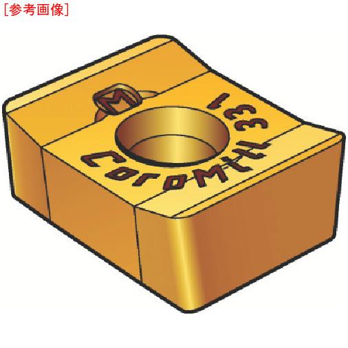 サンドビック 【10個セット】サンドビック コロミル331用チップ 1020 N331.1A08450-20