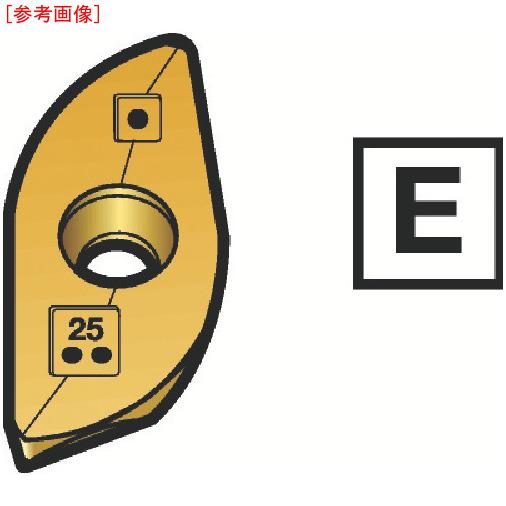 サンドビック 【10個セット】サンドビック コロミルR216ボールエンドミル用チップ 1025 R2161603EM