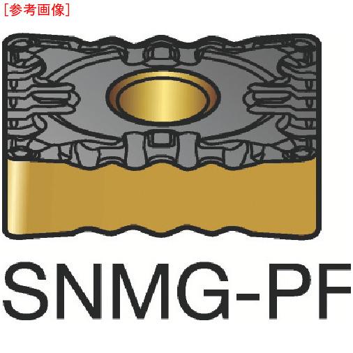 サンドビック 【10個セット】サンドビック T-Max P 旋削用ネガ・チップ 1525 SNMG120408PF-1